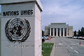 Palais des Nations Unies - ONU - SUISSE